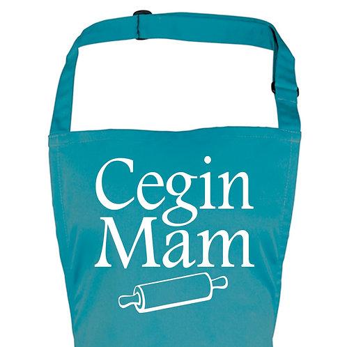Welsh Kitchen Apron - Cegin Mam