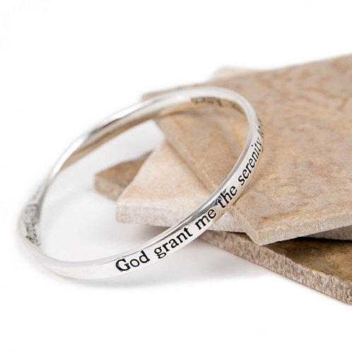 Message Bracelet - Serenity