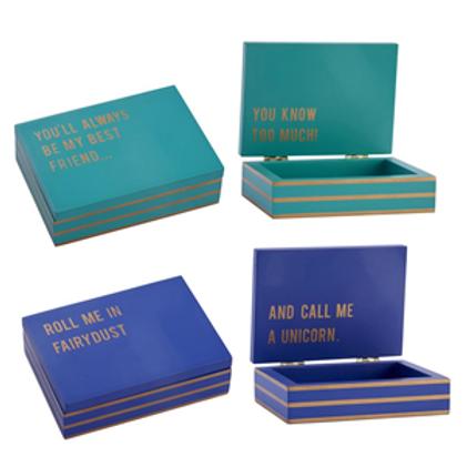 Secret Message Box (Medium)
