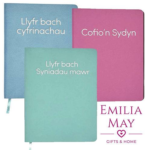Welsh A6 Notebook