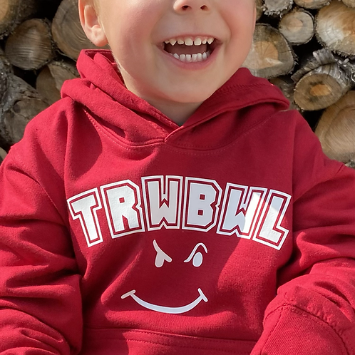 Child's 'Trwbwl' Hoodie