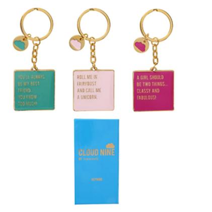 Keyring (in gift box)