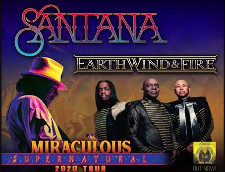 """Carlos Santana's """"Miraculous"""" New Tour"""