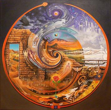 Abiquiu Spiral