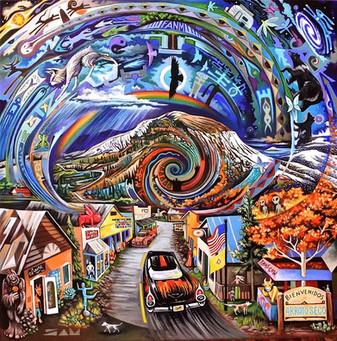 Arroyo Seco Spiral