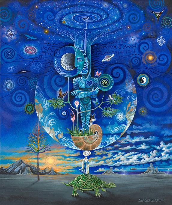 Cosmic Balance