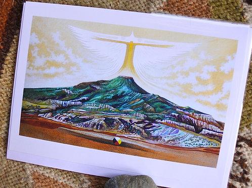 PEDERNAL  ART CARD