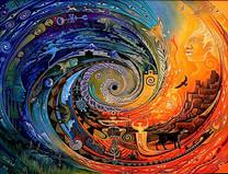Taos Spiral