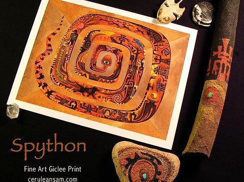 Spython - paper12x16