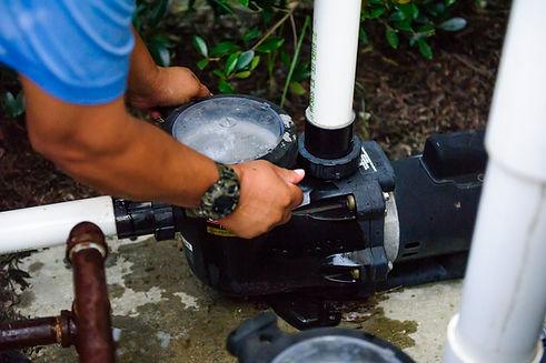 Pool Equipment Inspection and Repairin Lake Elsinore