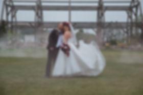 wedding, barn, 16 seasons, bride, groom, married