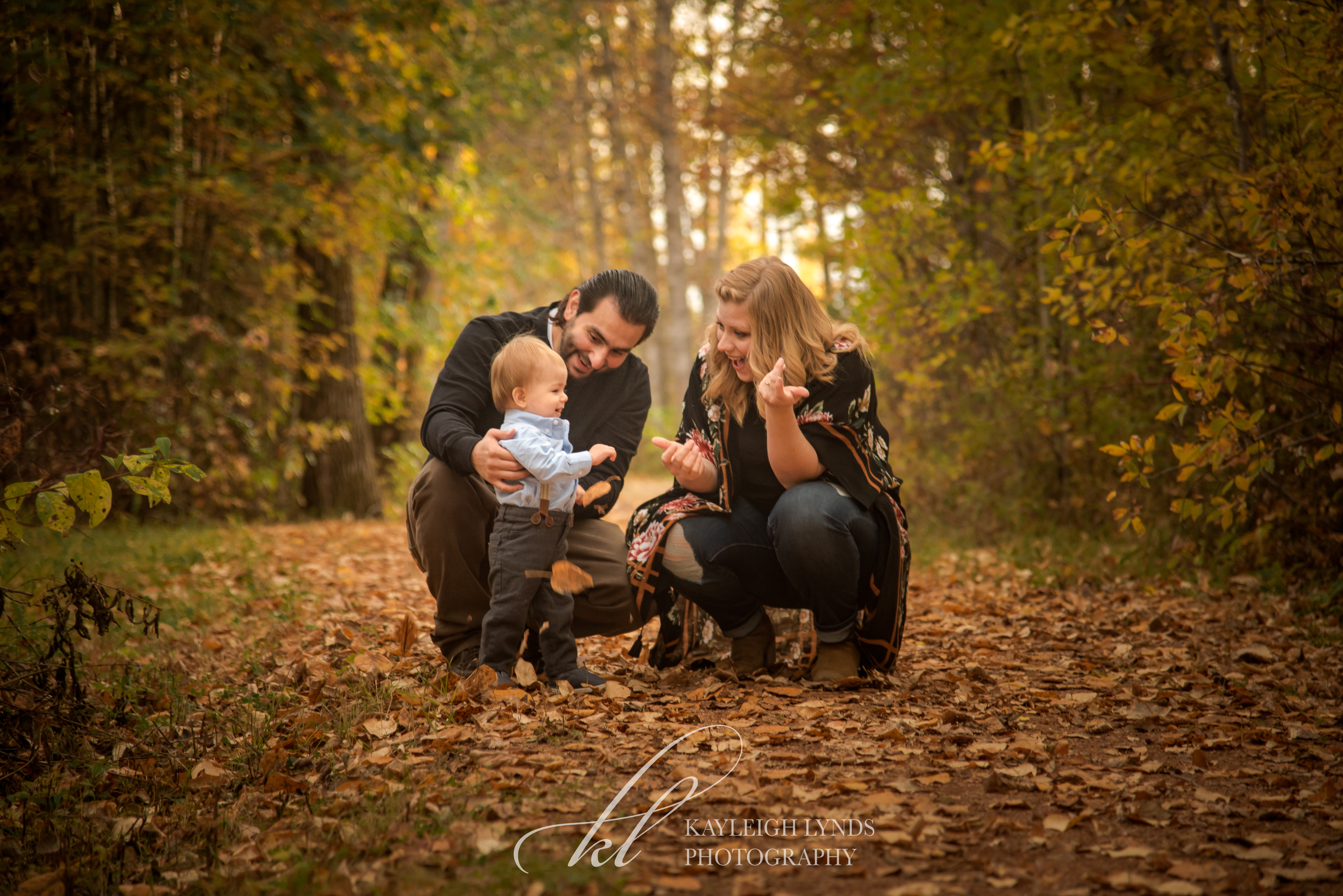 Luxurious Family Sessions