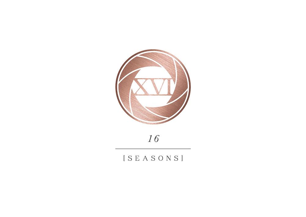 16 seasons logo