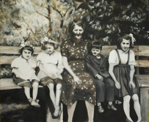 Má babička a její sourozenci