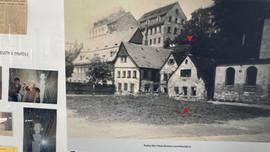 Jeho rodný dům v Lucemburské ulici