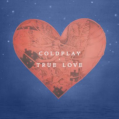 Titulní strana singlu True love