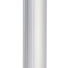 Otevřený Profil alu stříbro