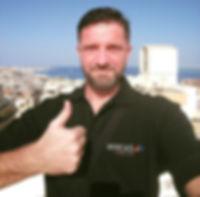 Pavel v Egyptě