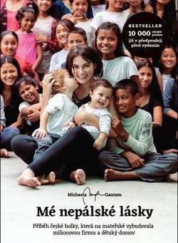 Nová publikace! Gautam Michaela - Moje nepálské lásky
