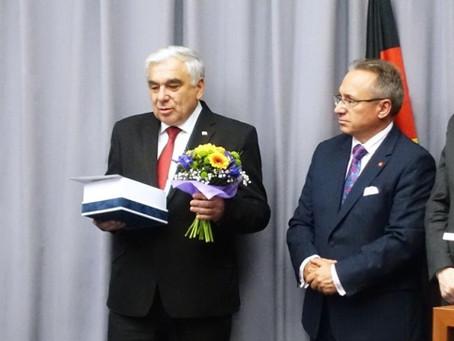 Jiří Vosecký laureátem Cen Euroregionu Nisa