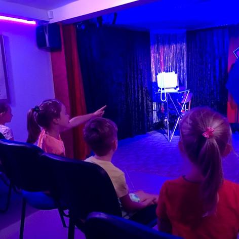 Děti jsou natěšené :)