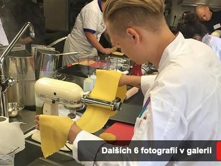 Reportáž o soutěži KU Young Chef 2018 na iDNES.cz