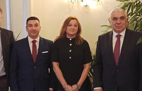 TZ – Jiří Vosecký jednal s ministrem školství Plagou