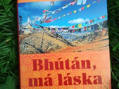 Nová publikace - Bhútán, má láska - Tereza Boučková