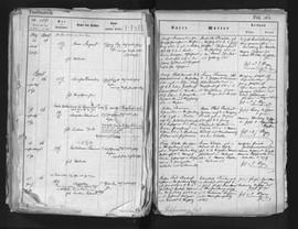 Výpis z matriky v Rakousko-Uherském režimu