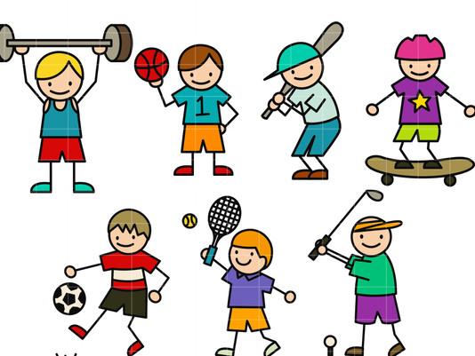 Letní příměstský sportovní tábor pro děti 6 - 10 let
