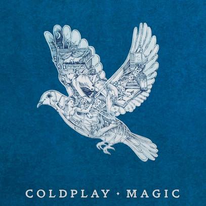 Titulní strana singlu Magic