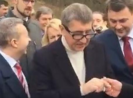 Předseda Vlády ČR podpořil senátorskou petici za urychlení dostavby obchvatu České Lípy