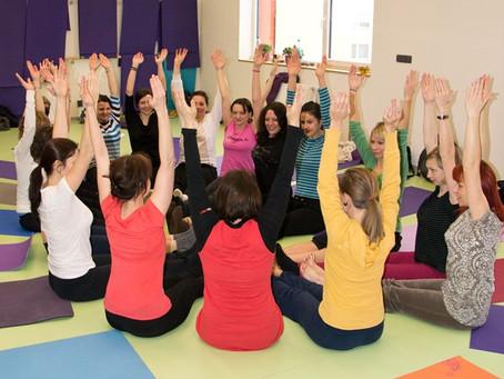 Jóga v mateřské škole
