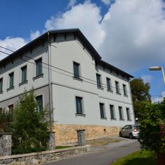 Škola v Okrouhlé