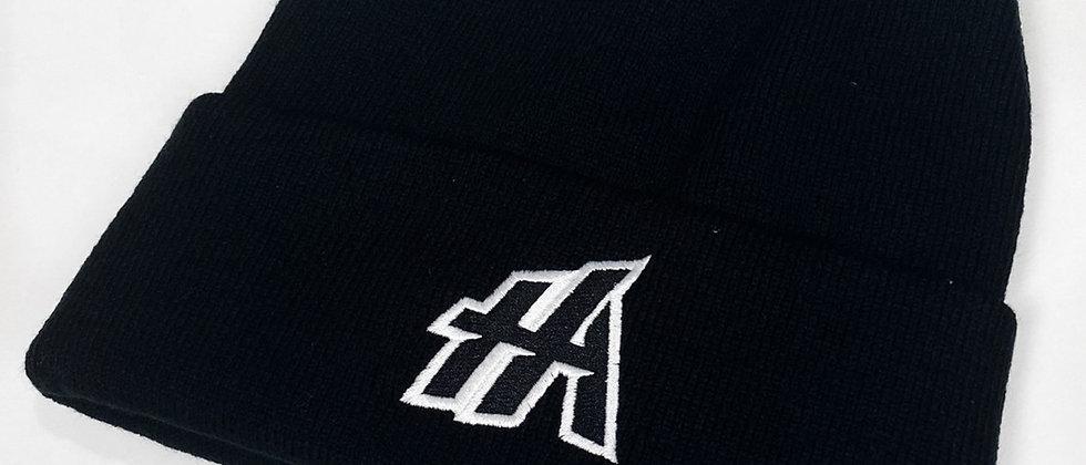 HA Black Winter Hat