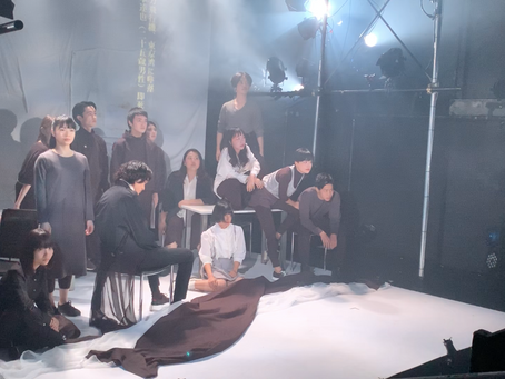 旗揚げ公演「ノゾミ」終演!そして次回作は・・・