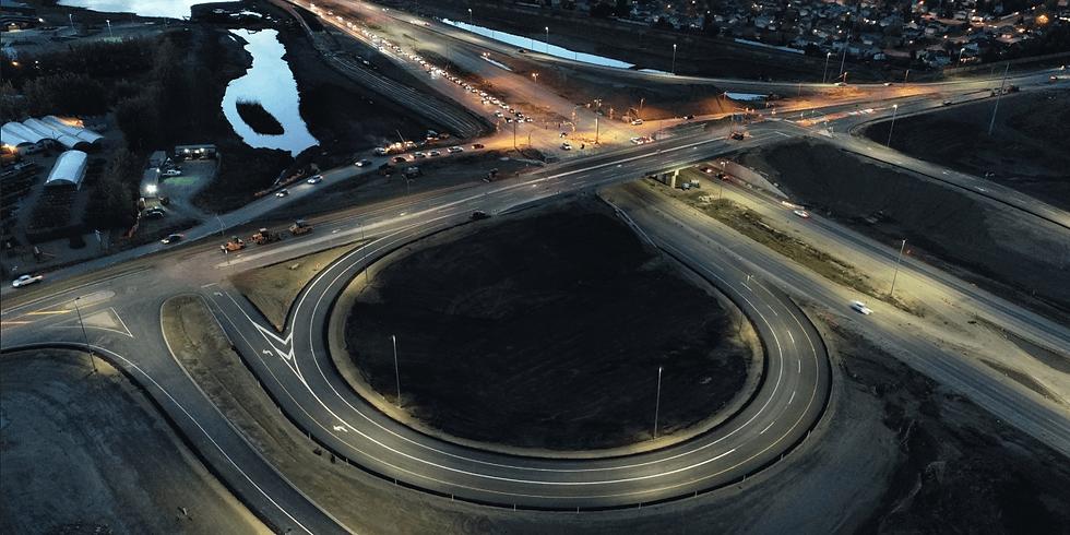 Foundation Design and Embankment Reinforcement for the McOrmond/College Drive Interchange