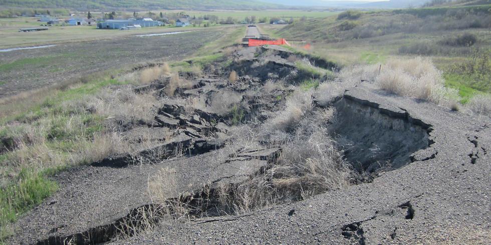 Landslides Along the Provincial Highways in Southern Saskatchewan (1)
