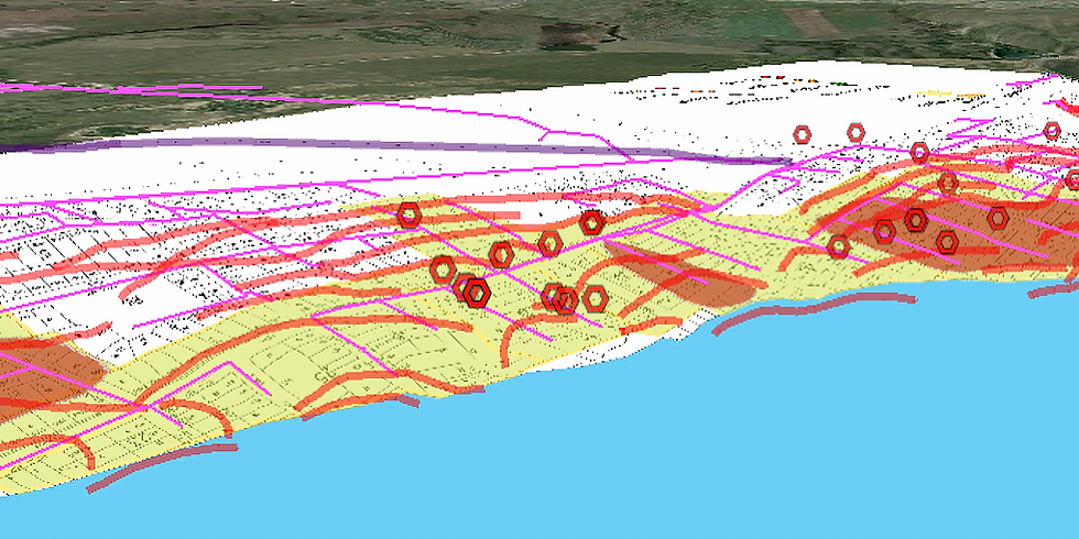 Rob McPherson & Matthew Dipple: Utilities in Areas of GeoHazards