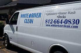 Carpet & Upholstery Van