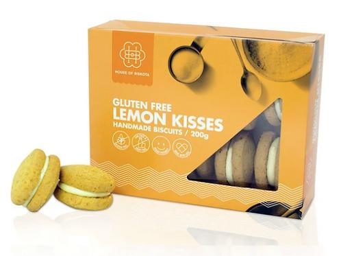 Lemon Kisses House of Biskota