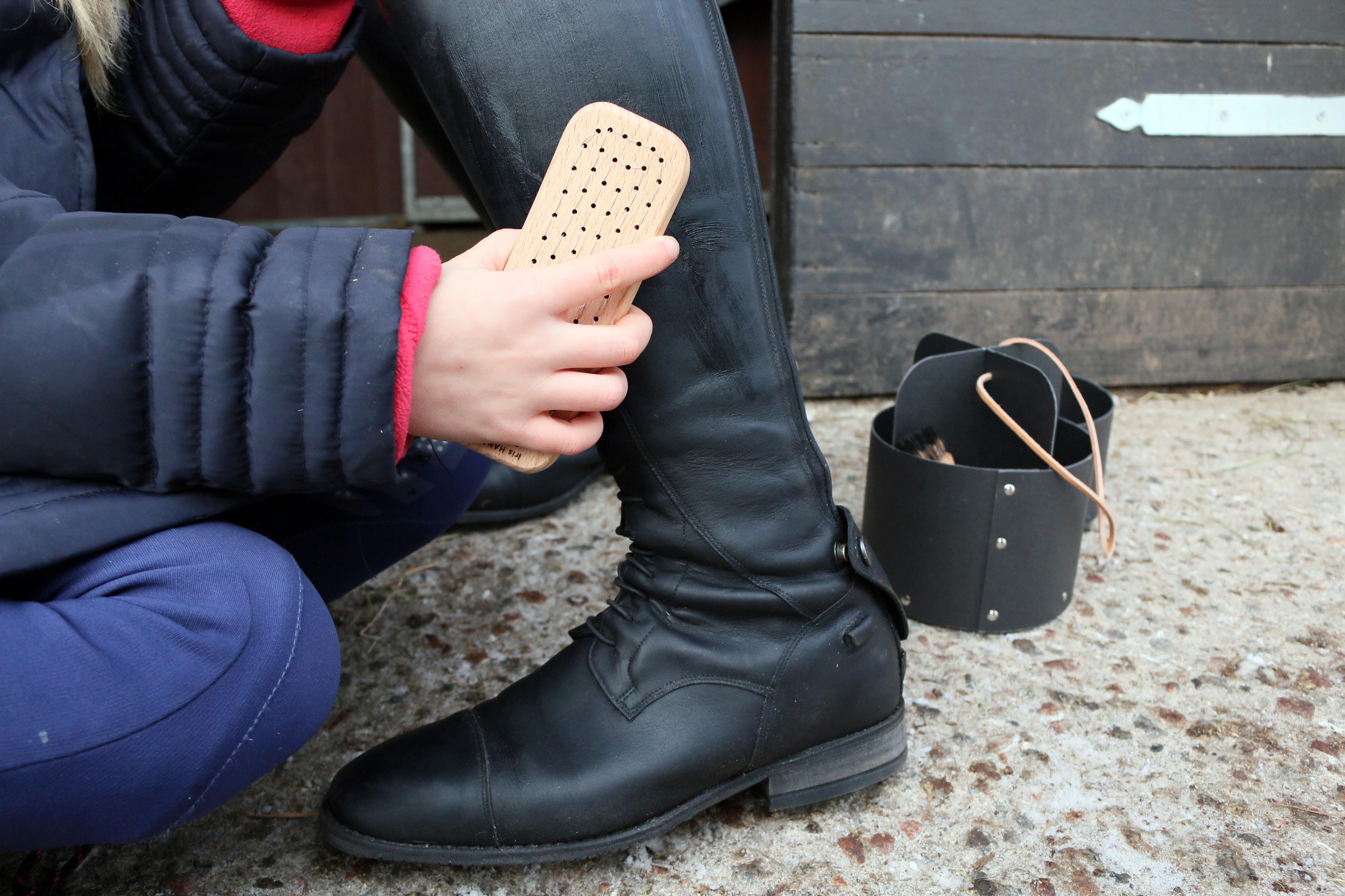 Shoe Care Box