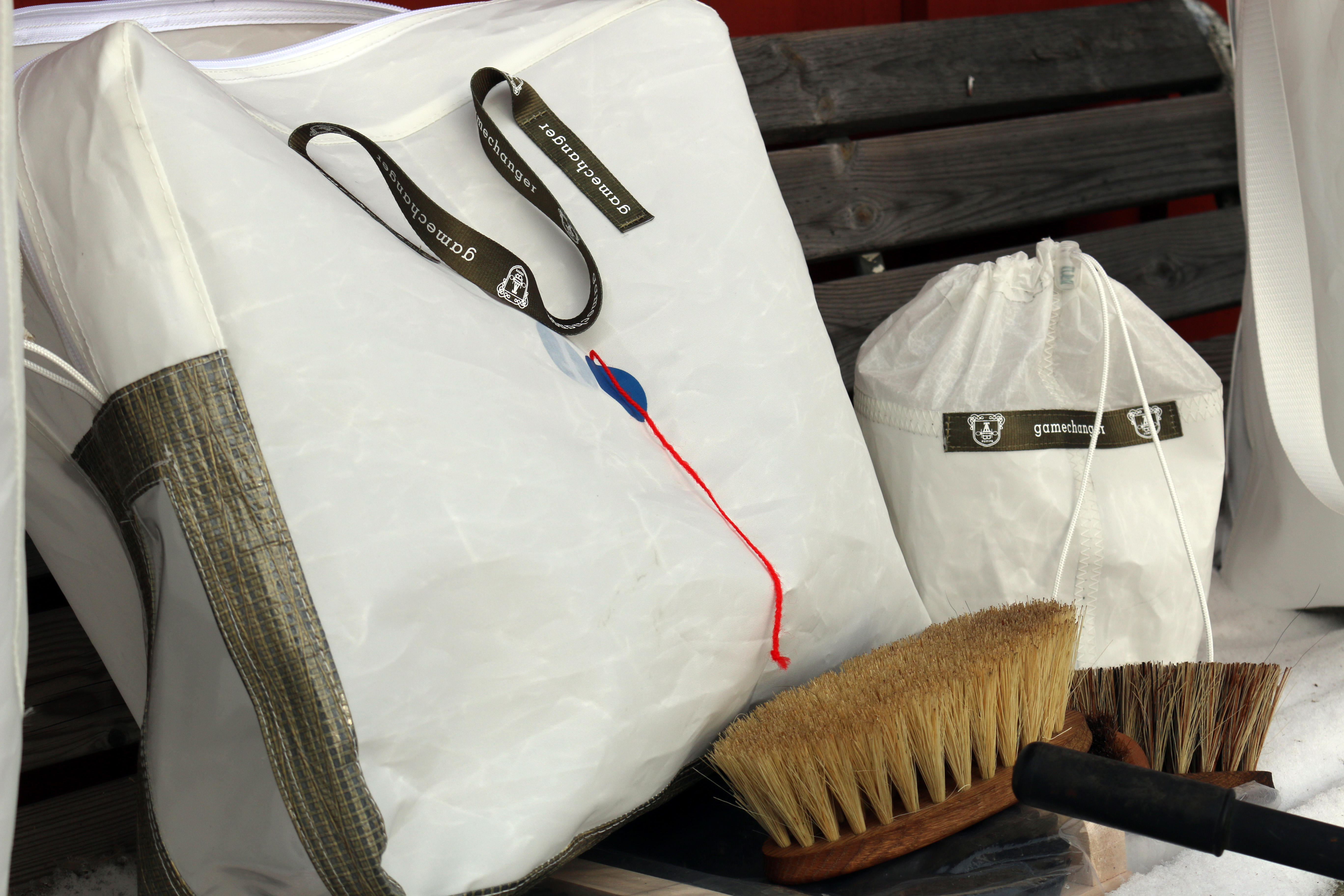Bags and Brushes
