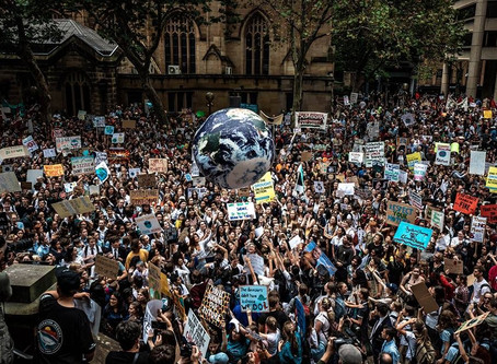 Millions to down tools and pens on September 20, demanding urgent action on the climate crisis