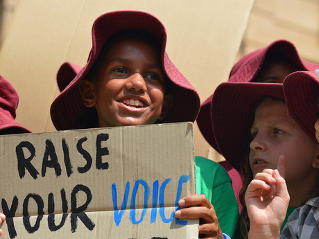 Calling all workers & adults to join school strikers on September 20