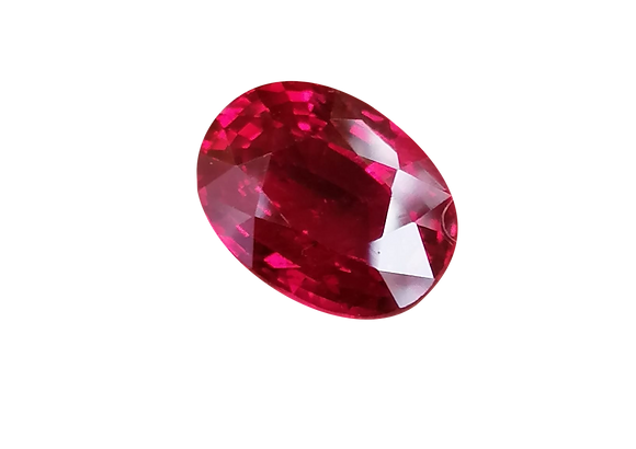 Mozambique Oval Cut Ruby 6.01 CT