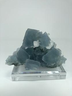 Flourite with Calcite. China Net $7500