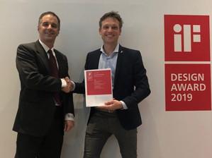 Liquid Controls Wins 2019 iF Design Award For New LCR.iQ™