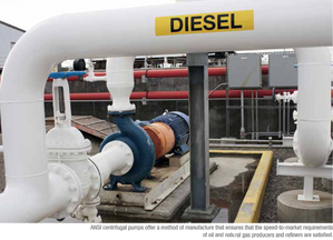 Improve Speed To Market For Oil & Gas Pumps