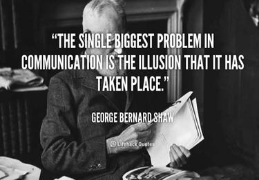 The Communication Illusion